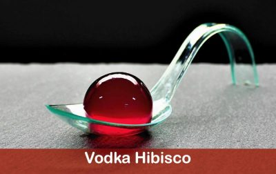Vodka Hibisco
