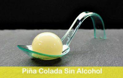 Piña Colada sin alcohol